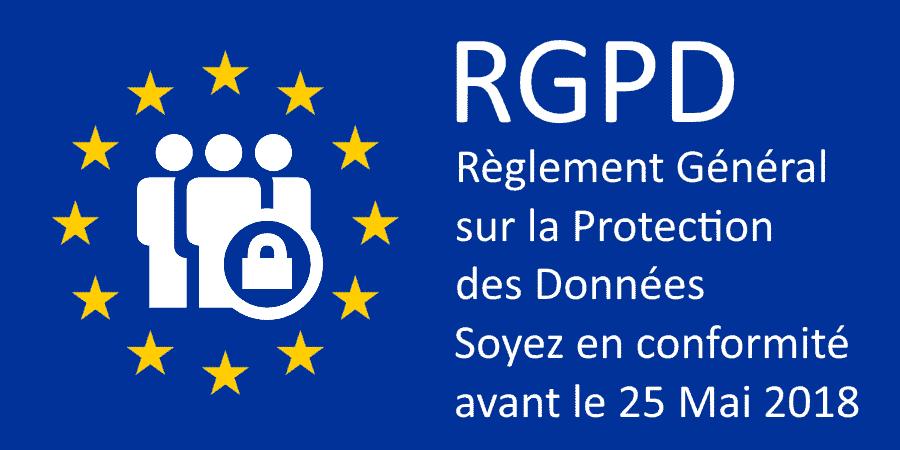 logo RGDP par Patrice Informatique