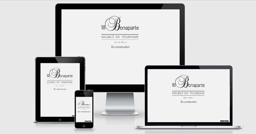 Création de site Internet par Patrice Informatique Ajaccio